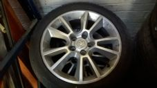 "VAUXHALL ASTRA   ALLOY WHEEL  17""  INC TYRE  TWINTOP"